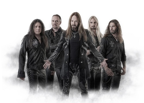 Hammerfall - Promotion picture 2014