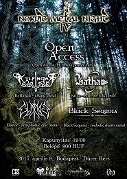 IV. Nordic Metal Night